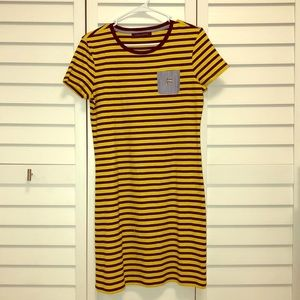 Tommy Hilfiger Dress 👗 stripes!